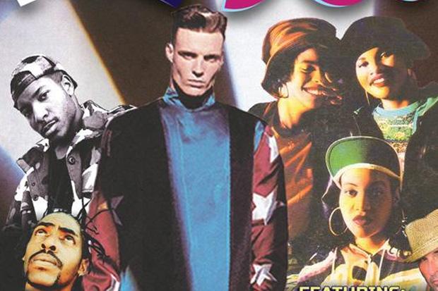 '90s artists unite for massive New Zealand show