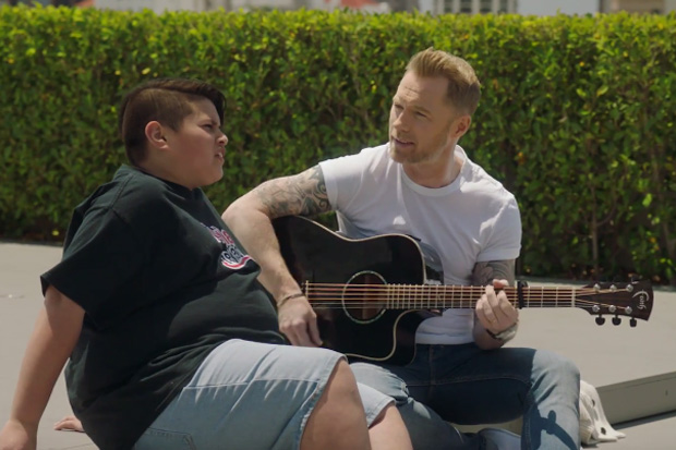 Air New Zealand releases hilarious new Christmas message with Ronan Keating and Julian Dennison