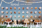 'Doughnut Walls' are the party food trend for 2017