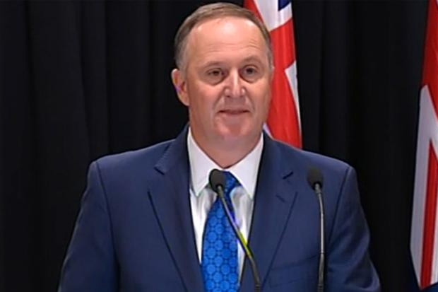 John Key stands down as Prime Minister