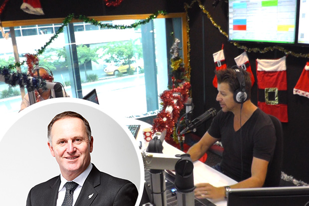 Si & Gary: John Key puts 7 rumours about his exit to rest