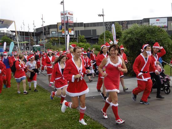 The Great Kidscan Santa Run - Albany