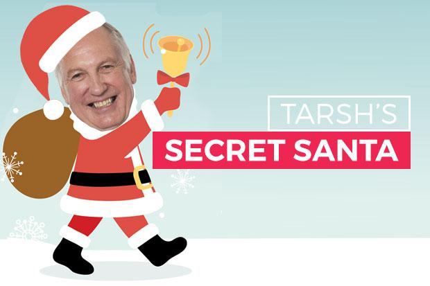 Si & Gary's Secret Santa for Tarsh
