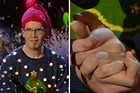 This guy won Finland's Got Talent by making fart noises with his hands