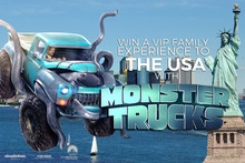 Win an exclusive Monster Trucks VIP family experience in Las Vegas!