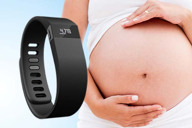 'Faulty' FitBit reveals wife's pregnancy