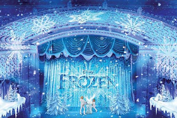Disney has announced a Frozen stage production