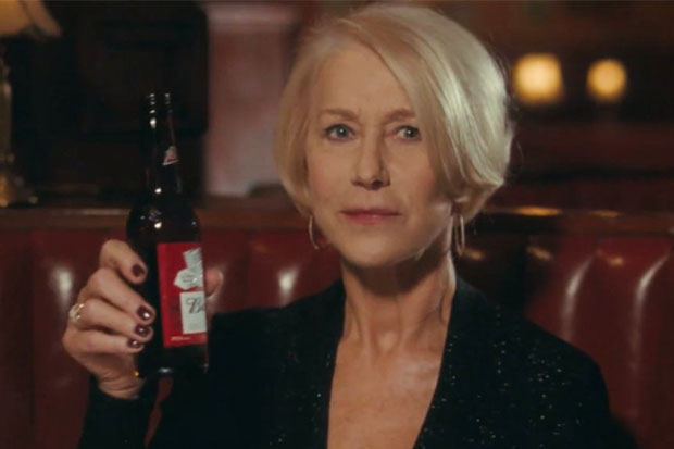 Helen Mirren eloquently tells people who drink drive that they are a waste of oxygen