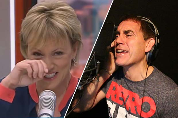 Lana & Jase: Our musical tribute to Hilary Barry