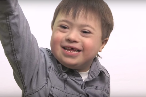Kids with Down Syndrome show that they're more alike than different