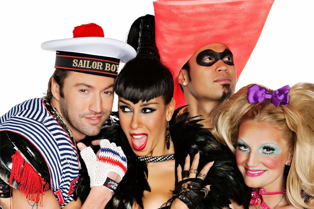 The Vengaboys announce 2016 New Zealand tour