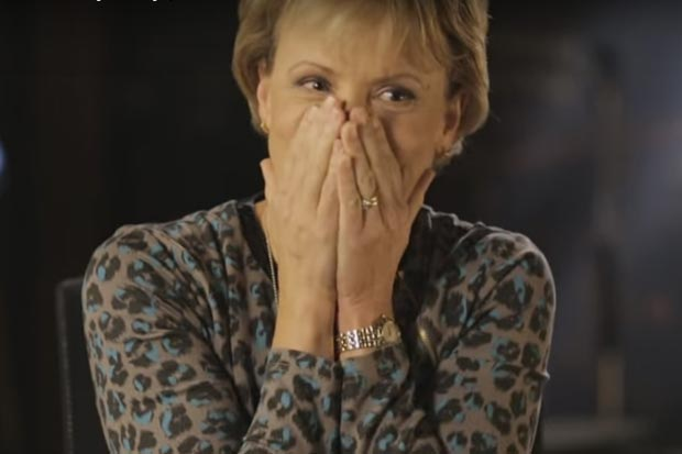 New Zealand's favourite moments of Hilary Barry