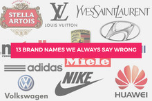 Most commonly mispronounced brand names in New Zealand