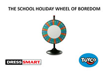 Win these School Holidays with Toyco and DressSmart