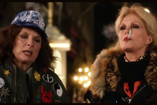 Absolutely Fabulous: The Movie is here and it looks hilarious!
