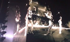 Beyonce pulls up 2 fans to help perform Single Ladies with her