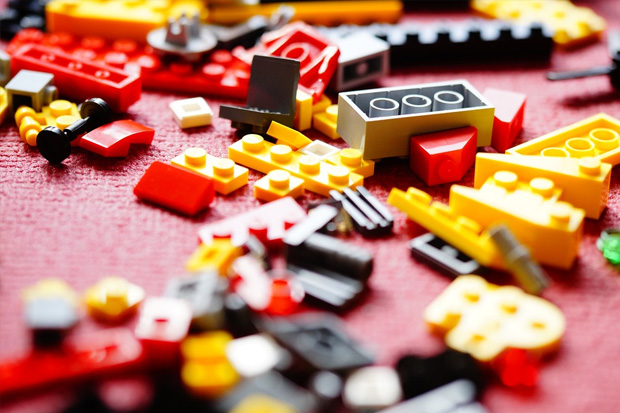 Lego is becoming more violent, says new study