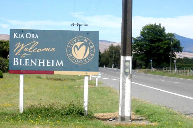 Should Blenheim be renamed to Marlborough City?