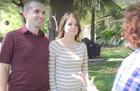 Couple create hilarious movie trailer to announce their pregnancy
