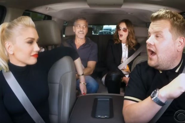Gwen Stefani Carpool Karaoke (w/ Surprise Guests)