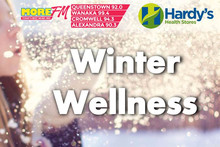 WIN a Winter Wellness prize pack thanks to Hardy's Five Mile!