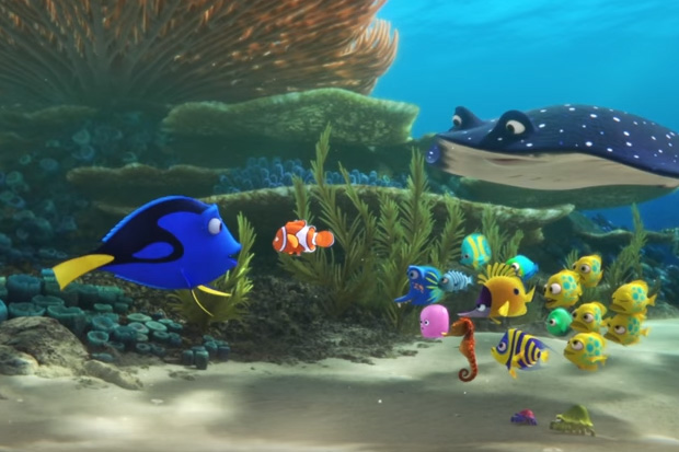Watch: The brand new Finding Dory trailer is here