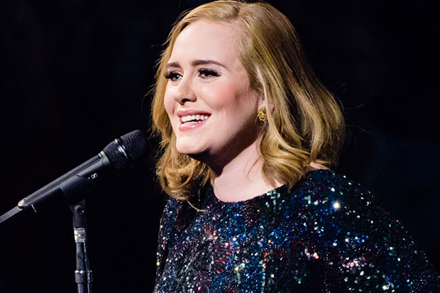 Adele forgets her own lyrics, swears live on stage during 'Rolling in the Deep'