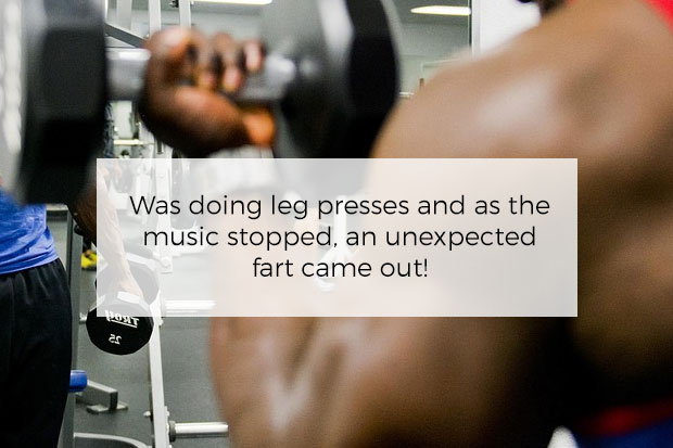 10 of your worst gym experiences