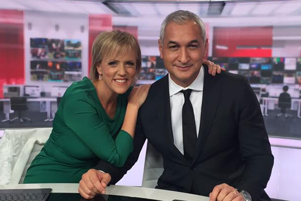 WATCH: Hilary Barry gets a special surprise from Mike McRoberts in TV3 farewell