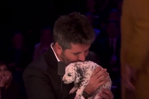 Simon Cowell left 'furious' over using scared puppies for Britain's Got Talent