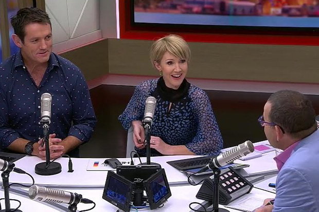 Watch: Paul Henry accidentally calls new Co-Host 'Hilary' on day one