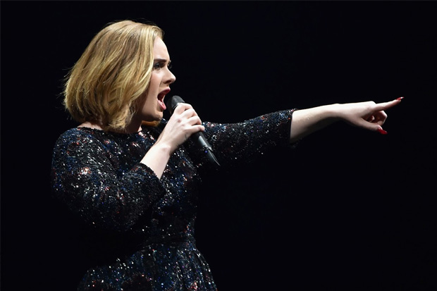 Watch: Adele slams fan for filming her mid concert