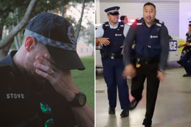 Australian's Northern Territory feel left out from New Zealand Police's #RunningManChallenge