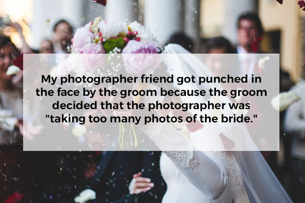 Wedding planners reveal the most outrageous bridezilla moments ever seen