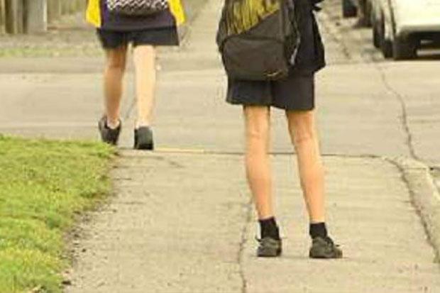 Christchurch school defend uniform skirt length rules