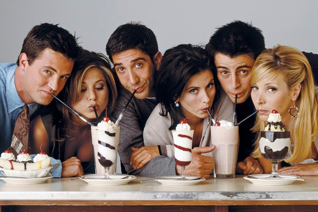 The reason why TV series 'Friends' won't have a reboot