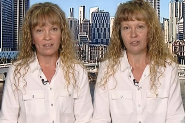 Meet the Australian identical twins that always speak at the same time