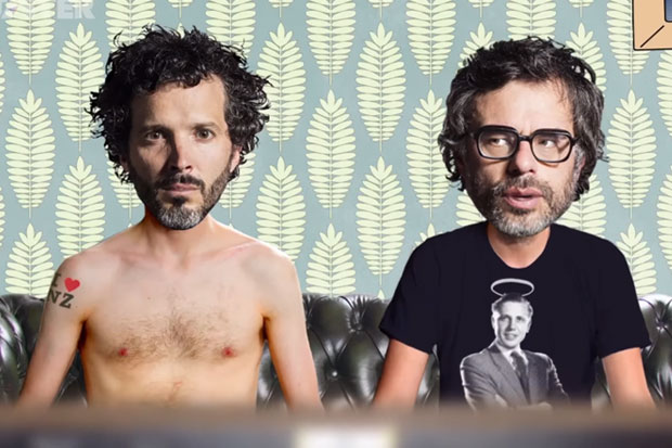 Flight of the Conchords narrate BBC penguin documentaries