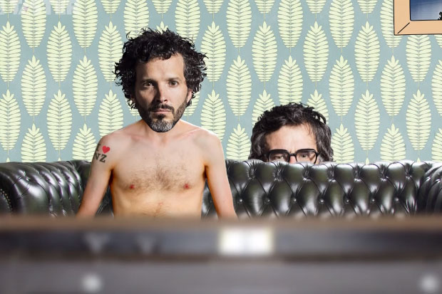 Flight of the Conchords strangely discuss the kiwi bird's mating technique