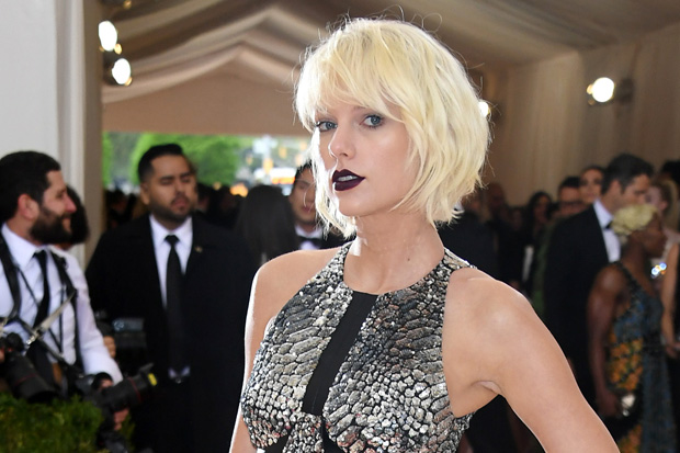 Is Taylor Swift's new relationship all a sham?