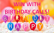 Win With More FM Taupo's Birthday Calls
