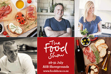 Win tickets to the 2016 Auckland Food Show!