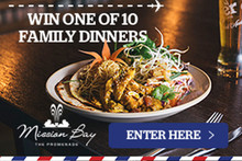 Win vouchers to Mission Bay, The Promenade with More FM