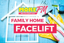 MORE FM Family Home Facelift