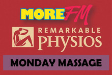 More FM Monday Massage
