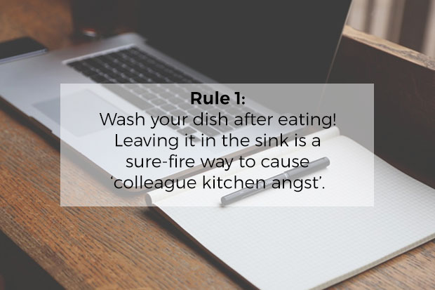 15 Office rules to remember