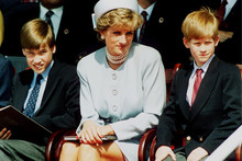 Prince Harry opens up about Diana's death