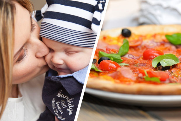 10 Baby names for people who love food way too much