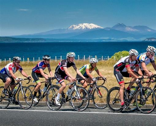The Lake Taupo Cycle Challenge is back in 2016!