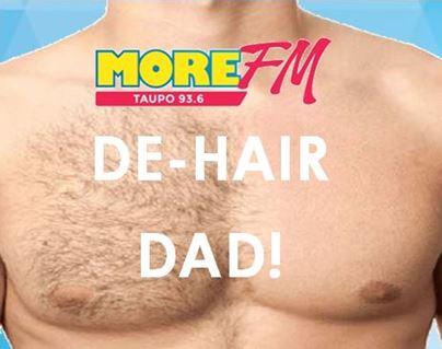 Crème Brulee's De-Hair Dad
